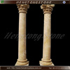 Decorative Roman Stone Columns