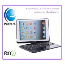2015 New Design Rotation Wireless Keyboard for Apple iPad