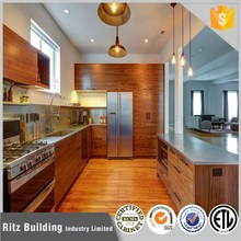 Free handle cheap kitchen cabinets,kitchen cabinet free handle