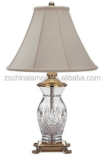 table lamp home goods decor with white linen waisted round lamp shade. Black Bedroom Furniture Sets. Home Design Ideas