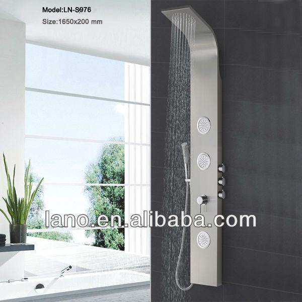 massage douche vapeur ln s976 colonnes. Black Bedroom Furniture Sets. Home Design Ideas