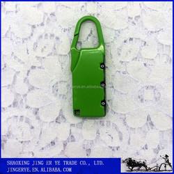 Baggage, Luggage Zinc Alloy Combination Padlock, Number Lock