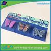 Hot Sales Plastic Gel butterfly Car Air Freshener Wholesale
