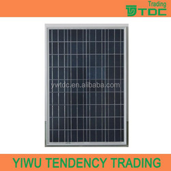 solar panel manufacturers in china 100w poly solar panel