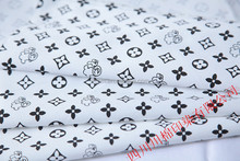 printed polyester cotton fabric for sheet
