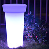 New style tall LED decorative indoor flower pots/decoration cheap flower pots