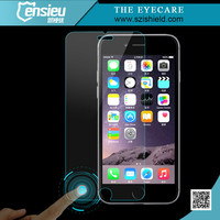 Newest factory supply Automatic Gain Control Screen Protector by Tempered glass for iPhone 6s/6s plus