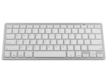 High quality ultra thin wireless bluetooth computer keyboard for android/ios tablet pc