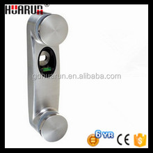 Stainless Steel Mounting Adapter for Glass Up To 17.52mm Thickness