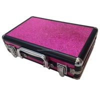 purple small aluminum case