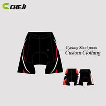 2014 nuevo deportivos y ciclismo pantalones cortos de encargo