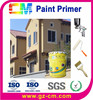 Water based multi-function exterior acrylic primer coating