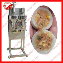 New Condition And Meatball Type Application Automatic High Efficiency Stainless Steel Meat Fish Ball Machine(100-300pieces/min)
