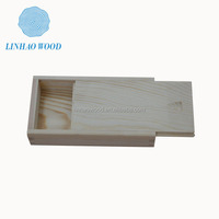 Free Sample Factory Price Wooden Box, Mini Keepsake Case For Soap,Tea,Coffee