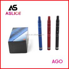 Aslice Good price ago g5 dry herb atomizer,rebuildable atomizer 2014,tank dry herb vaporizer exgo w3 available too