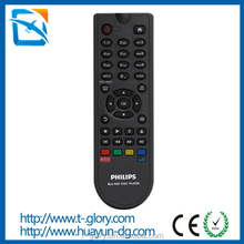 China supplier factory remote control for tv use for tokyosat