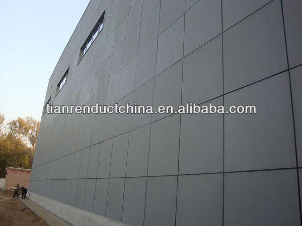 Fireproof waterproof exterior wall cladding panels view for External wall materials