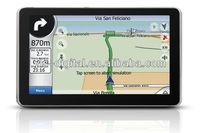 Atlas V 600MHz 6 inch 800x480 WinCE 6.0 Car GPS