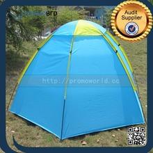 New Design Hexagon Shape Permanent Outdoor Tent Bed