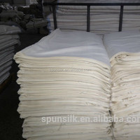 High Quality Spun Silk Fabric For Islamic Clothing,China Supplier Spun Silk Fabric Wholesale,30104,24.5mm,450*335,Width 91cm,SPO
