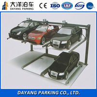 2 floor puzzle car parking solutions