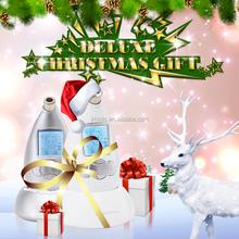 Beauty microdermabrasion machine Christmas gift bags wholesale trend Christmas gift 2015 Christmas gift set