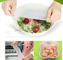 100% FDA FOOD GRADE kitchenware silicone wrap for food