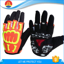 Half Finger Silicone Cycling Gloves / Protective Bike Gloves / Wholesale Racing Sport gloves