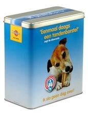 Dog food tin box/Pet Food Metal Tin Container/cat food tin box dog food tins