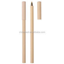Eco-friendly Natural Wood Recycled Pen