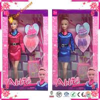 11.5 Inch Doll Educational Toy Plastic Fashion Doll