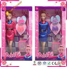 11.5 Inch Doll Educational Toy Plastic Fashion Doll