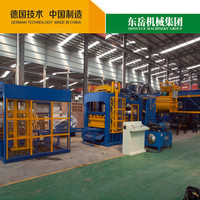 Automatic cement brick machine introduction made in China