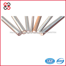 4 elements high purity MgO type K MTS MI CABLE 6.4 DUPLEX INCONEL 600 manufacturer
