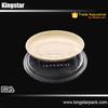 Large PET Anti-fog Dome Lid for bagasse food packaging bowl