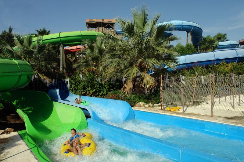 Happy Used Swimming Pool Slide For Sale