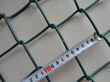Anping huilong high quality pvc coated chain link fence