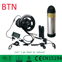 36v 250w Electric bicycle conversion lcd kit / engine kit for bicycle