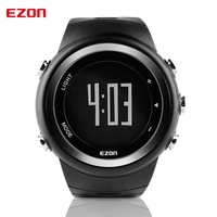 Alibaba Wholesale EZON T023 Waterproof Pedometer Calorie Counter Mens Sport Watches
