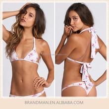 2015 New Wholesale Unique Girls Reversible Brazilian Bikini