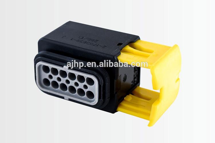 HTB1JnB3X3YDK1JjSZFCq6x.vXXaw tyco amp 2 1703639 1 automotive wire harness manufacturers 12 pin
