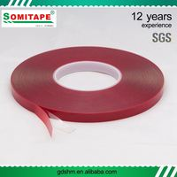 SOMITAPE SH368-05 Heat-resistant Acrylic Foam Tape/Acrylic Tape for Construction Industry