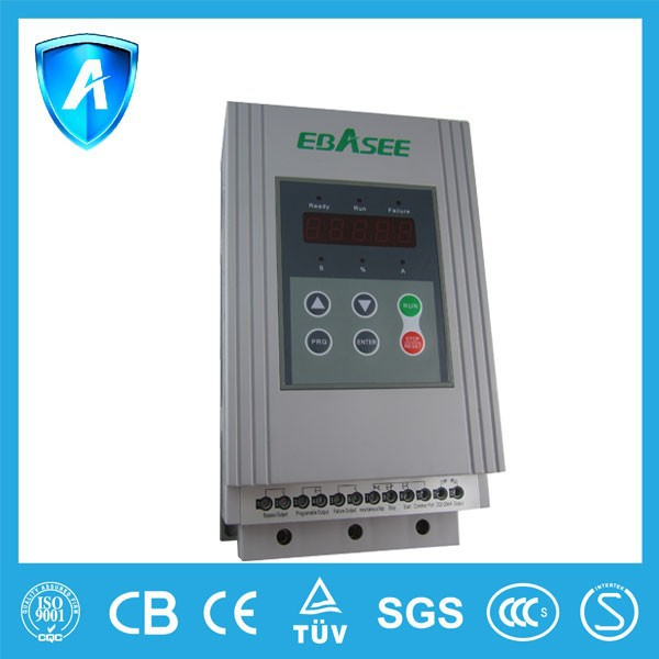 600kw soft starters for electric motor ac 3 phase soft for Single phase motor soft starter