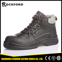 Slip resistant work time liberty safety shoes FD4113