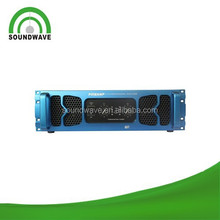 Best quality China 800W/8ohm tube pro subwoofer amplifier/F800/disco dj guitar karaoke amplifier