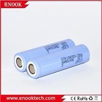 Biggest sale of 18650 Samsung 2800mAh Li-ion battery 3.7V rechargeable ABC2 18650 Li-Mn battery for e-cig mod