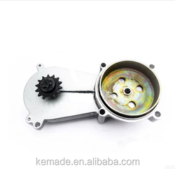 49cc Two Stroke Engine Parts Gear Box For Mini quad,Mini pocketbike and Mini dirtbike