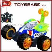 Flash Light RC Stunt Car
