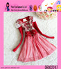 Latest Design Red Lace Baby Girl Dress Alibaba China Hot Sale Wholesale Picture Of Children Kids Dress