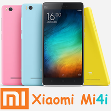 In Stock 5.0 inch Xiaomi Mi4i Mobile Phone Qualcomm Snapdragon 615 Octa Core Dual SIM 4G FDD LTE